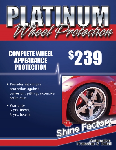 Wheel Appearance Protection