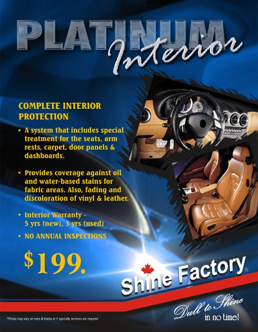 The Shine Factory Automotive Protection Detailing Platinum